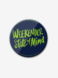 NH7 Weekender Badge