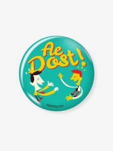 Ae Dost Badge
