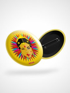 Bass Rani Nucleya Badge
