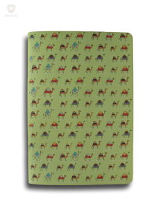 Camel pattern Notebook
