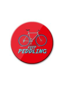 Dear Zindagi Keep Peddling Badge
