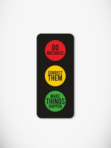 Do Mistakes Red Light Magnet