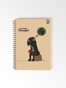 Green Thought Daily Notebook