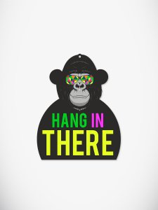 Hang In There Pin-up