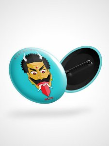Koocha Monster Nucleya Badge