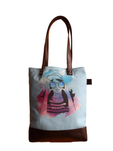 Soulful Lady Tote Bag