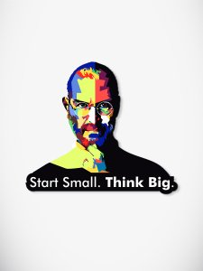 Start Small. Think Big. Magnet