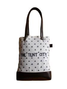 The Tent City Tote Bag - copy