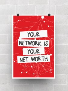 Your Network Poster
